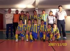 Infantis 2007/2008