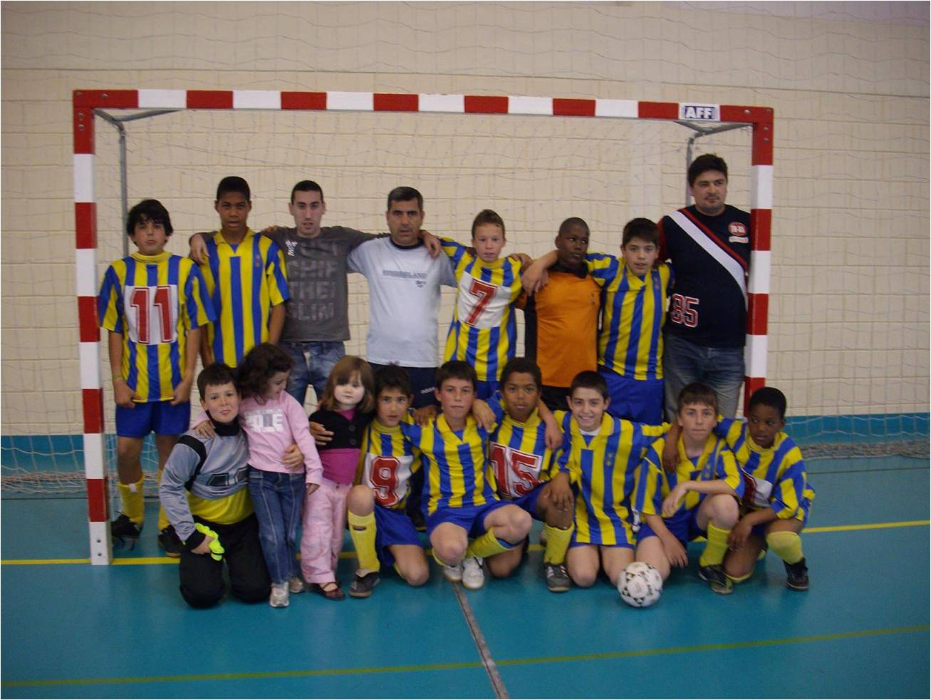 infantis 2006/2007